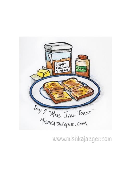 Miss Jean Toast