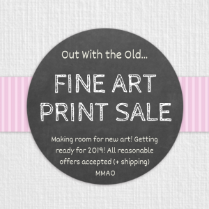 Fine Art Illustration Print Sale
